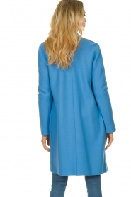 Set |  Coat Hannah | blue  | Picture 7