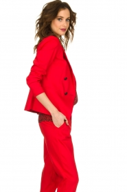 Set |  Blazer Lisa | red  | Picture 4