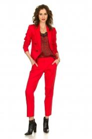 Set |  Blazer Lisa | red  | Picture 3