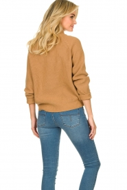 Set |  Sweater Jaydee | camel  | Picture 6