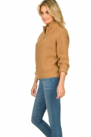 Set |  Sweater Jaydee | camel  | Picture 5