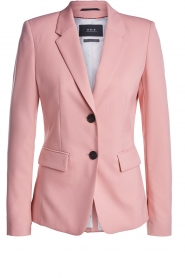 Set |  Classic blazer Phanter | pink  | Picture 1