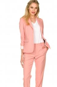 Set |  Classic blazer Phanter | pink  | Picture 2
