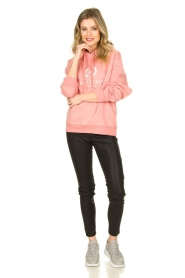 Set |  Sweater with print Urban | pink  | Picture 7