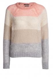 Set |  Sweater with stripes Colourblok | multi  | Picture 1