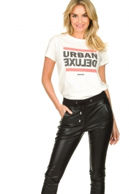 Set    Cotton T-shirt with print  Urban   white    Picture 4