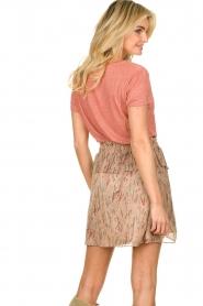 Set |  Lurex top Sparkle | pink  | Picture 5