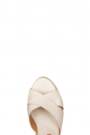 Castaner |  Wedges Blaudell | white  | Picture 5