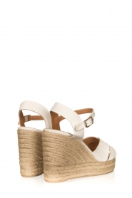 Castaner |  Wedges Blaudell | white  | Picture 4