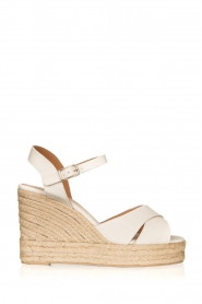 Castaner |  Wedges Blaudell | white