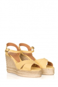 Castaner :  Wedges Blaudell | yellow - img3