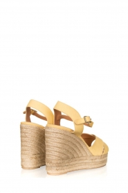 Castaner :  Wedges Blaudell | yellow - img4