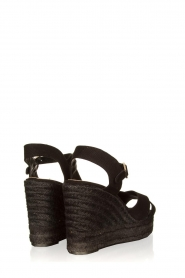Castaner |  Wedges Blaudell | black  | Picture 4