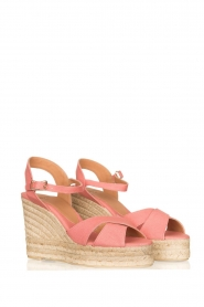 Castaner |  Wedges Blaudell | pink  | Picture 3