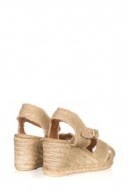 Castaner |  Wedges Bromelia | gold  | Picture 4