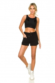 Goldbergh |  Sports shorts Mara | black  | Picture 3