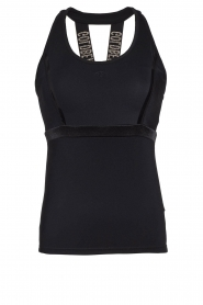 Goldbergh | Sport top Nathaly | black  | Picture 1