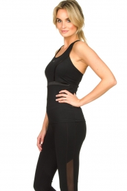 Goldbergh | Sport top Nathaly | black  | Picture 4