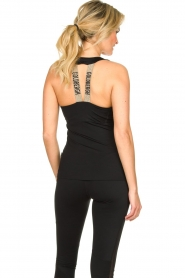 Goldbergh | Sport top Nathaly | black  | Picture 5