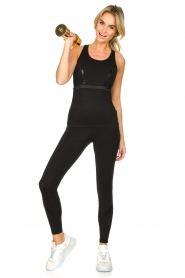 Goldbergh | Sport top Nathaly | black  | Picture 3