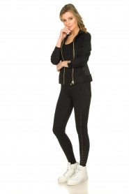 Goldbergh | Sports suit Lina | black  | Picture 3