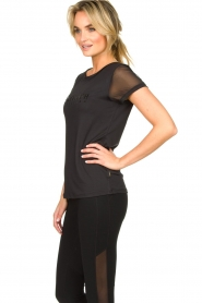Goldbergh | Sports top Milly | black   | Picture 4