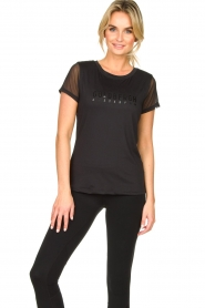 Goldbergh | Sports top Milly | black   | Picture 2