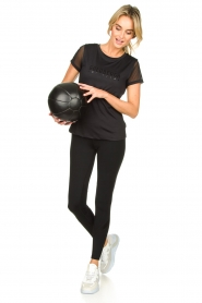 Goldbergh | Sports top Milly | black   | Picture 3