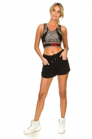 Goldbergh |  Leopard sports top Rowy | animal print  | Picture 3