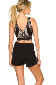 Goldbergh |  Leopard sports top Rowy | animal print  | Picture 5