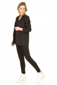 Goldbergh |  Sportive blazer Blair | black  | Picture 3