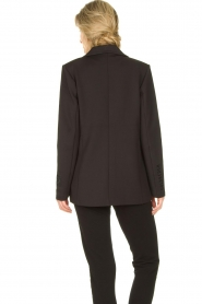 Goldbergh |  Sportive blazer Blair | black  | Picture 6