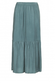 JC Sophie |  Midi skirt Callista | blue  | Picture 1