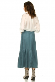 JC Sophie |  Midi skirt Callista | green  | Picture 5