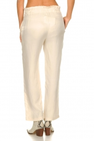 JC Sophie |  Trousers with drawstring Camden | natural  | Picture 5