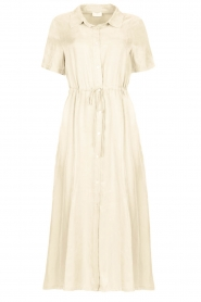 JC Sophie |  Dress with drawstring Cameo | natural  | Picture 1