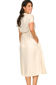 JC Sophie |  Dress with drawstring Cameo | natural  | Picture 7