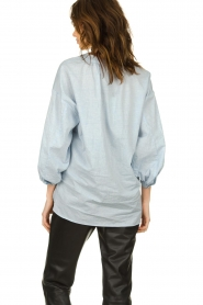 JC Sophie |  Blouse Cammy | blue  | Picture 5