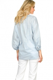 JC Sophie |  Blouse Cammy | blue  | Picture 6