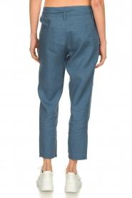 JC Sophie |  Paper bag pants Chrissy | blue  | Picture 6