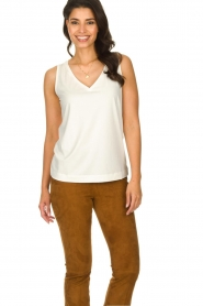 JC Sophie    Basic top Clemantis   white    Picture 2