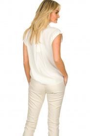 JC Sophie |  Basic top Clemantis | white  | Picture 6
