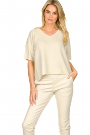 JC Sophie |  Soft cardigan  Carnation | white   | Picture 2