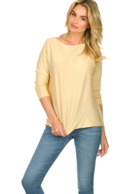 JC Sophie |  Sweater  Cate | yellow  | Picture 4