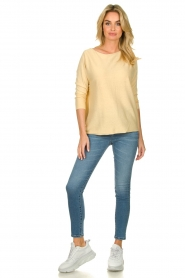 JC Sophie |  Sweater  Cate | yellow  | Picture 3