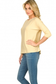 JC Sophie |  Sweater  Cate | yellow  | Picture 5