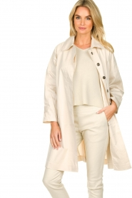 JC Sophie |  Trenchcoat Cindy | natural  | Picture 4