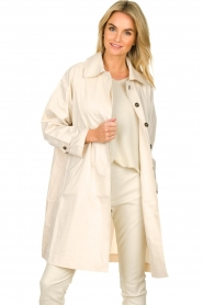 JC Sophie |  Trenchcoat Cindy | natural  | Picture 2