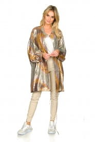 Rabens Saloner |  Metallic jacket Randy | metallic  | Picture 3