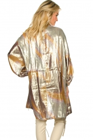 Rabens Saloner |  Metallic jacket Randy | metallic  | Picture 6